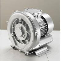 Quality Aluminum Goorui Side Channel Blower / Oxygen Air Blower For Fish Farm Blower for sale