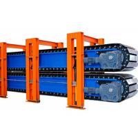 China Easy Install Rock Wool Production Line / Accurate Roof Panel Making Machine wholesale