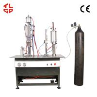 China Canned Fresh Air / Canned Oxygen Spray Filling Machines wholesale