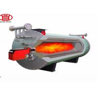 China High Temperature Oil Fired Thermic Fluid Heater For Plywood Factory wholesale