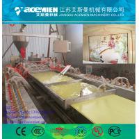 China PVC ceiling profile extruder machine wholesale