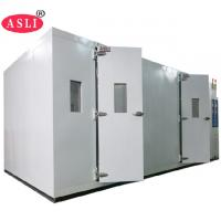 China Programmable Walk In Stability Temperature & Humidity Chamber for Cable wholesale