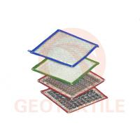 China Anti Water Clay Liners For Landfills , Surface Impoundment Hdpe Geomembrane Liner wholesale