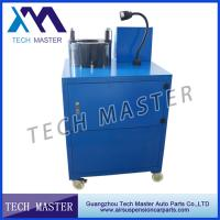 China Electric Rubber Air Suspension Hydraulic Hose Crimp Machine For Air Shock wholesale