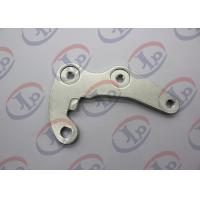 China Custom Metal Fabrication Services , Zinc Plated Stamping Metal Parts For Motorcycle wholesale