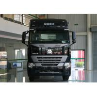 China Semi Truck Mover Sinotruk Howo Tractor Truck 6x4 Wheelbase 3225 + 1350mm wholesale