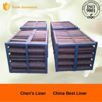 China Customized Mill Liners Pearlitic Cr-Mo Steel End Liners Dia 4m Hardness More than HRC33-43 wholesale