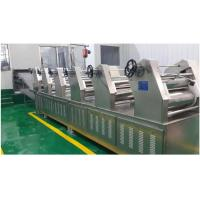 China Electric Automatic Fresh Noodle Production Line / Machinery For Food Processing Industry wholesale