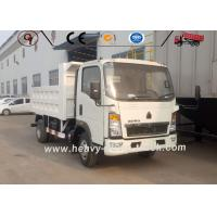 Buy cheap 170hp 6 Wheeler Cargo Light Duty Trucks Light Duty Pickup 3T 5T 10T Loading from wholesalers