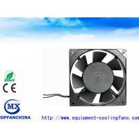 China 120mm x 25mm 110 Volt Axial EC Axial Fan Computer Case Fan With PWM Signal wholesale
