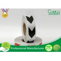 """China 2"""" X 150' Reflective Safety PE Warning Tape / Conspicuity Tape For Indoor Sticker wholesale"""