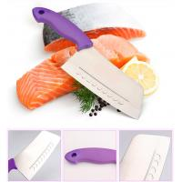 China Durable Stainless Steel Kitchen Knife Set Multi Purpose Cutter Tools 30cm Size wholesale