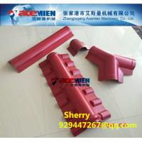 China Pvc Asa  Pmma Glazed Roof Tile Roofing Sheet Making Machine Production Line plastic recycling machine wholesale