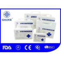 China ANSI OSHA Standard Doctors First Aid Kit , Portable Occupational First Aid Kit wholesale