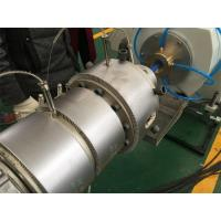 China PLC Control PPR Pipe Production Line 16mm - 63mm Pipe Range For Hot Water wholesale