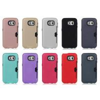 China TPU / PC Scratch Resistant Phone Case For Samsung Galaxy Phone Cases on sale