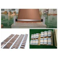 China RoHS Shielding Copper Sheet Coil , 99.8% High Purity Rolled Copper Foil wholesale