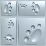 Children Home Decor Wallpapers Sound Insulation Heat Isolation