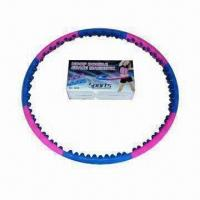 China Super Wide Magnetic Double Hula Hoop wholesale