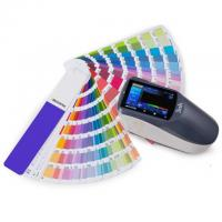 Quality Shenzhen Textile Cloth Spectrophotometer with 4mm Apertures Cie Lab Hunter Lab for sale