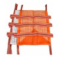 Buy cheap Firewood Reinforce Ventilated Big Bag Heavy / Tight Weave Fabric Founded from wholesalers