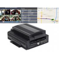 China HD DVR 4CH 720 P 4G Mobile Vehicle DVR GPS Tracking 12V Car CCTV wholesale