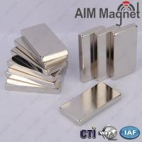 China Square Magnet Neodymium N52 wholesale