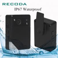 Buy cheap 1080P IP67 Waterproof 15 Hours Recording 128GB Body Worn Camera from wholesalers