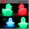 Buy cheap Duck Shape PE Material Decorative Luminous Lights from wholesalers