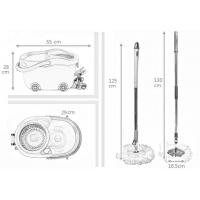 China KXY-JLT spin mop with foot pedal,Best Selling 360 Spin Mop With Wheels,Deluxe,360 Spin Mop With Wheels,360 Spin Mop With wholesale