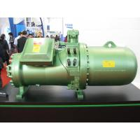 China Green And Big Bitzer Screw Compressor With R-22 R-134a R407C , CSW7583-100(Y) wholesale