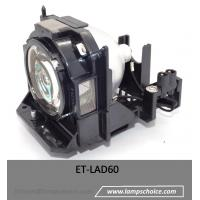 China Original Projector Lamp Mercury bulb with housing for PANASONIC PT-D6000 Projector wholesale