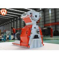 China Poultry Layer Chicken Bird Small Pellet Making Machine , Mash Animal Feed Plant Machinery wholesale