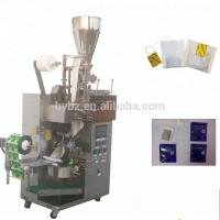 Buy cheap YB-180C Automatic Filter tea bags packing machine for 1g-15g from wholesalers