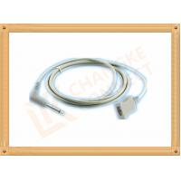 China PVC Gray Medical Temperature Probe Adapter Cable YSI 400 Series wholesale