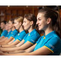 China Advertising Loose Custom Work Polo Shirts Personalised Work Polo Shirts Regular Fit on sale