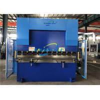 China High Precision Servo CNC Press Brake 100 Ton 2500mm For Stainless Steel Export Mexico wholesale