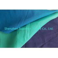 China Colourful Ramie Linen Fabric Poplin in Solid Dyed 230~250GSM wholesale