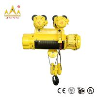 Buy cheap Explosion Proof Electric Wire Rope Construction Hoist Height 6 - 30 m from wholesalers