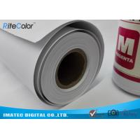 China Wide Format Paper Rolls Inkjet Premium Matte Coated Paper Water Resistance wholesale