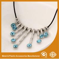 China Caddy Fashion Jewelry Lace Necklace Collarbone Chain False Collar wholesale