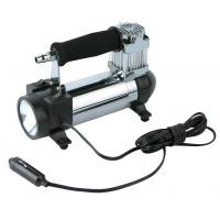 Quality 3 In 1 Metal Air Compressor Silver and Black With Kit Portable And Fast for sale