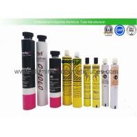 China Recyclable Large Oil Paint Tubes , Silk Screen Printing Empty Paint Tubes on sale