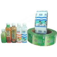 China PVC Water Bottle Shrink Sleeve Labels / brand For Detergent Bottle Packaging wholesale