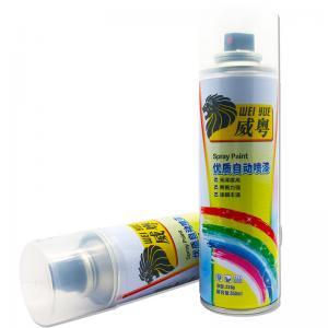China Wood Plastic Black Spray Paint Acrylic Based 400ml wholesale