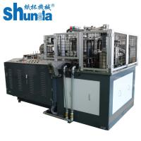 China Raw Material 135 - 450gsm Paper Tube Forming Machine Energy Saving wholesale