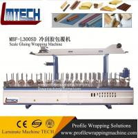 China carved wooden wall panels laminating machine wholesale
