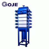 Buy cheap Evaporating Stainless Steel PHE Heat Exchanger , Plate And Frame Exchanger from wholesalers