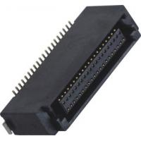China Male E Type LCP 40 Pin Header Connector 0.8mm Pitch Board To Board wholesale