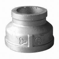 China Malleable Pipe Fitting Reducer with ISO 9001: 2000 Mark on sale